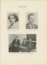 Page 11, 1952 Edition, Olney High School - Trojan Yearbook (Philadelphia, PA) online yearbook collection