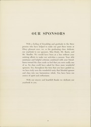 Page 8, 1952 Edition, Olney High School - Trojan Yearbook (Philadelphia, PA) online yearbook collection