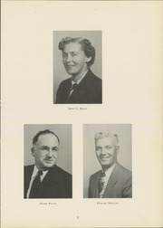 Page 9, 1952 Edition, Olney High School - Trojan Yearbook (Philadelphia, PA) online yearbook collection