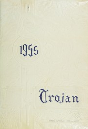 Page 1, 1955 Edition, Olney High School - Trojan Yearbook (Philadelphia, PA) online yearbook collection
