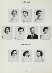 Page 10, 1955 Edition, Olney High School - Trojan Yearbook (Philadelphia, PA) online yearbook collection