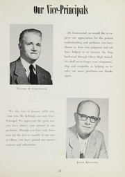 Page 17, 1955 Edition, Olney High School - Trojan Yearbook (Philadelphia, PA) online yearbook collection