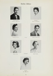 Page 9, 1955 Edition, Olney High School - Trojan Yearbook (Philadelphia, PA) online yearbook collection