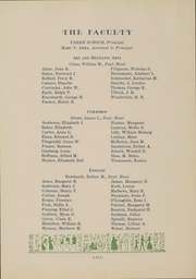 Page 16, 1929 Edition, Overbrook High School - Record Yearbook (Philadelphia, PA) online yearbook collection