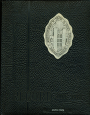 Overbrook High School - Record Yearbook (Philadelphia, PA) online yearbook collection, 1951 Edition, Page 1
