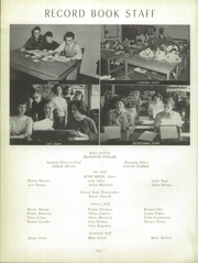 Page 16, 1952 Edition, Overbrook High School - Record Yearbook (Philadelphia, PA) online yearbook collection