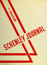 1955 Edition, Schenley High School - Schenley Journal Yearbook (Pittsburgh, PA)