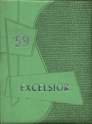 Page 1, 1959 Edition, Portage Area High School - Excelsior Yearbook (Portage, PA) online yearbook collection