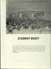 Page 11, 1960 Edition, Portage Area High School - Excelsior Yearbook (Portage, PA) online yearbook collection