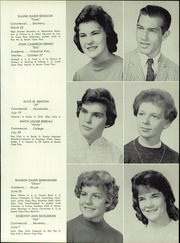 Page 17, 1960 Edition, Portage Area High School - Excelsior Yearbook (Portage, PA) online yearbook collection