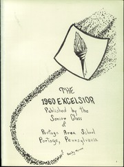 Page 5, 1960 Edition, Portage Area High School - Excelsior Yearbook (Portage, PA) online yearbook collection