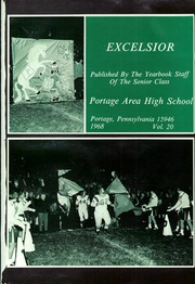 Page 5, 1968 Edition, Portage Area High School - Excelsior Yearbook (Portage, PA) online yearbook collection