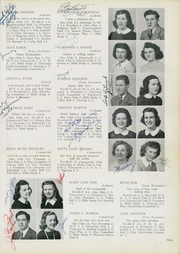 Page 13, 1943 Edition, Greencastle Antrim High School - Conococheague Yearbook (Greencastle, PA) online yearbook collection