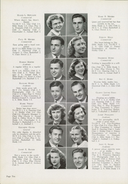 Page 14, 1947 Edition, Greencastle Antrim High School - Conococheague Yearbook (Greencastle, PA) online yearbook collection