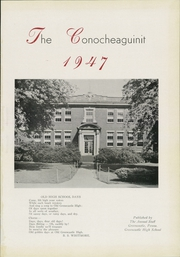 Page 5, 1947 Edition, Greencastle Antrim High School - Conococheague Yearbook (Greencastle, PA) online yearbook collection