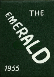 Donegal High School - Emerald Yearbook (Mount Joy, PA) online yearbook collection, 1955 Edition, Page 1