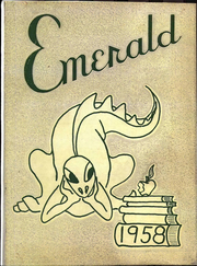 Donegal High School - Emerald Yearbook (Mount Joy, PA) online yearbook collection, 1958 Edition, Page 1