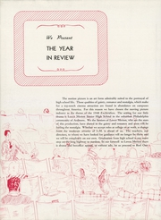 Page 8, 1948 Edition, Lower Merion High School - Enchiridion Yearbook (Ardmore, PA) online yearbook collection
