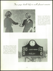Page 12, 1960 Edition, Lower Merion High School - Enchiridion Yearbook (Ardmore, PA) online yearbook collection