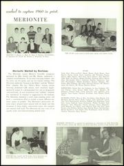 Page 17, 1960 Edition, Lower Merion High School - Enchiridion Yearbook (Ardmore, PA) online yearbook collection
