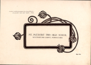 Page 7, 1915 Edition, Mount Pleasant High School - Log Yearbook (Mount Pleasant, PA) online yearbook collection