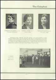 Page 15, 1936 Edition, Mount Pleasant High School - Log Yearbook (Mount Pleasant, PA) online yearbook collection