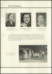 Page 16, 1936 Edition, Mount Pleasant High School - Log Yearbook (Mount Pleasant, PA) online yearbook collection