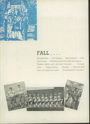 Page 10, 1947 Edition, Mount Pleasant High School - Log Yearbook (Mount Pleasant, PA) online yearbook collection