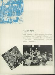 Page 14, 1947 Edition, Mount Pleasant High School - Log Yearbook (Mount Pleasant, PA) online yearbook collection