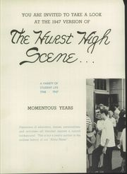 Page 8, 1947 Edition, Mount Pleasant High School - Log Yearbook (Mount Pleasant, PA) online yearbook collection