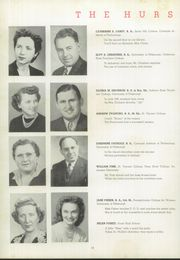 Page 14, 1949 Edition, Mount Pleasant High School - Log Yearbook (Mount Pleasant, PA) online yearbook collection