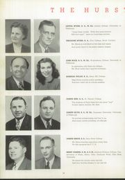 Page 16, 1949 Edition, Mount Pleasant High School - Log Yearbook (Mount Pleasant, PA) online yearbook collection