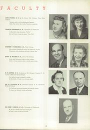 Page 17, 1949 Edition, Mount Pleasant High School - Log Yearbook (Mount Pleasant, PA) online yearbook collection