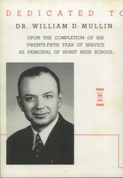 Page 8, 1949 Edition, Mount Pleasant High School - Log Yearbook (Mount Pleasant, PA) online yearbook collection