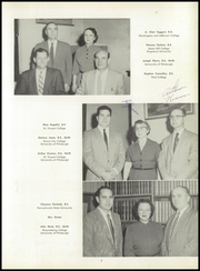Page 11, 1957 Edition, Mount Pleasant High School - Log Yearbook (Mount Pleasant, PA) online yearbook collection