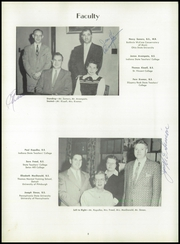 Page 12, 1957 Edition, Mount Pleasant High School - Log Yearbook (Mount Pleasant, PA) online yearbook collection