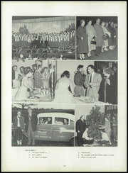 Page 14, 1957 Edition, Mount Pleasant High School - Log Yearbook (Mount Pleasant, PA) online yearbook collection