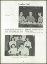 Page 16, 1957 Edition, Mount Pleasant High School - Log Yearbook (Mount Pleasant, PA) online yearbook collection
