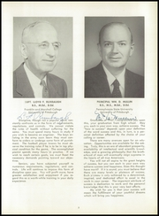 Page 9, 1957 Edition, Mount Pleasant High School - Log Yearbook (Mount Pleasant, PA) online yearbook collection