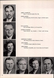 Page 10, 1959 Edition, Mount Pleasant High School - Log Yearbook (Mount Pleasant, PA) online yearbook collection