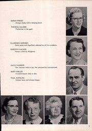 Page 11, 1959 Edition, Mount Pleasant High School - Log Yearbook (Mount Pleasant, PA) online yearbook collection