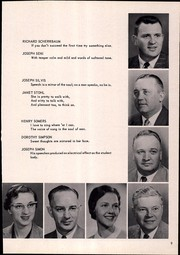 Page 13, 1959 Edition, Mount Pleasant High School - Log Yearbook (Mount Pleasant, PA) online yearbook collection