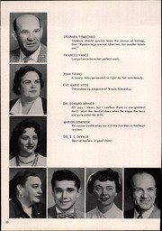 Page 14, 1959 Edition, Mount Pleasant High School - Log Yearbook (Mount Pleasant, PA) online yearbook collection