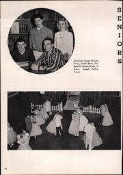 Page 16, 1959 Edition, Mount Pleasant High School - Log Yearbook (Mount Pleasant, PA) online yearbook collection