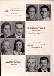 Page 17, 1959 Edition, Mount Pleasant High School - Log Yearbook (Mount Pleasant, PA) online yearbook collection