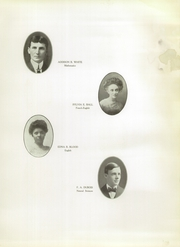 Page 13, 1911 Edition, Warren Area High School - Dragon Yearbook (Warren, PA) online yearbook collection