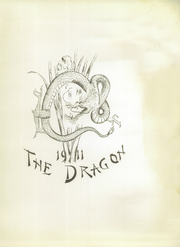 Page 5, 1911 Edition, Warren Area High School - Dragon Yearbook (Warren, PA) online yearbook collection