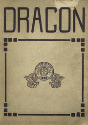 Page 1, 1923 Edition, Warren Area High School - Dragon Yearbook (Warren, PA) online yearbook collection