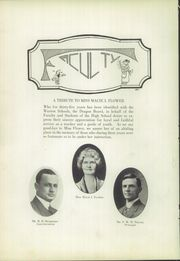 Page 10, 1923 Edition, Warren Area High School - Dragon Yearbook (Warren, PA) online yearbook collection