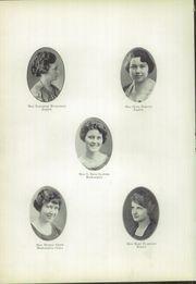 Page 14, 1923 Edition, Warren Area High School - Dragon Yearbook (Warren, PA) online yearbook collection